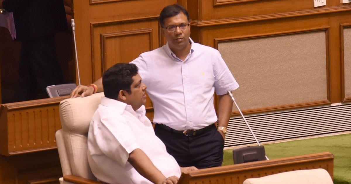 क्या गोवा के कांग्रेस विधायक ने मुख्यमंत्री मनोहर पर्रिकर के लिए सीट छोड़ी है?