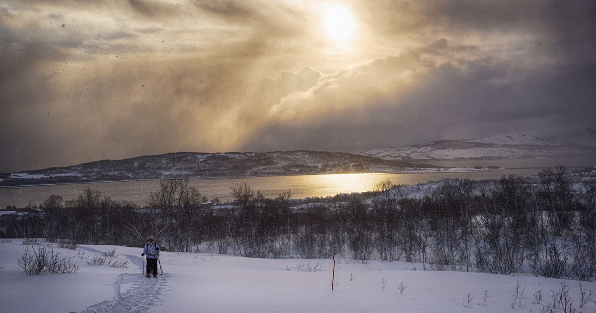Here comes the sun: What a town in Norway has learnt about sunlight and happiness