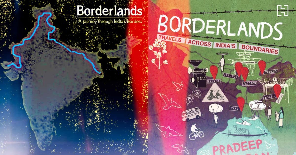 'Borderlands' versus 'Borderlands': A writer accuses another (and his publisher) of copying her book