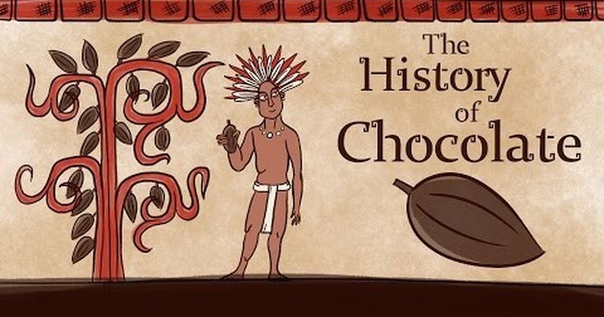 Watch: This video celebrates the fascinating (and cruel) history of chocolate
