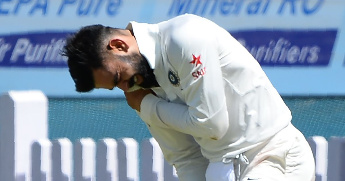 Virat Kohli is 'fit to play', says Umesh Yadav after India captain sits out entire Day 2 of 3rd Test