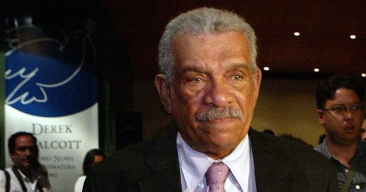 Nobel Prize-winning poet Derek Walcott passes away