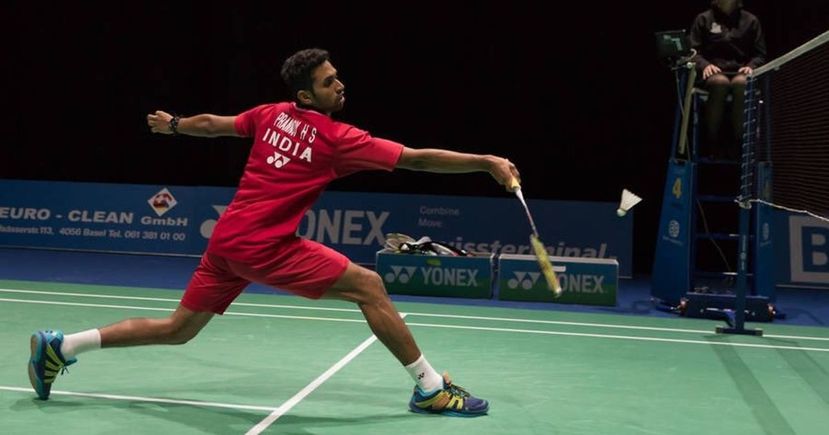 New Zealand GPG: India's campaign ends as Prannoy, Sourabh Verma lose in quarter-finals