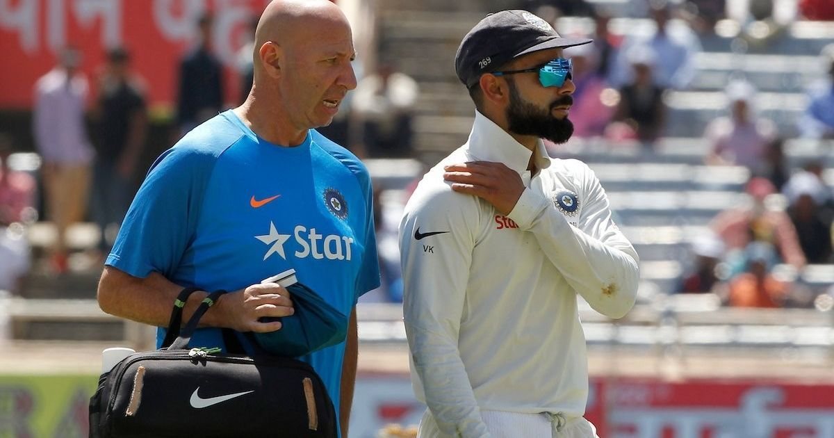 Virat Kohli alleges disrespect to India physio, Steve Smith rubbishes claim