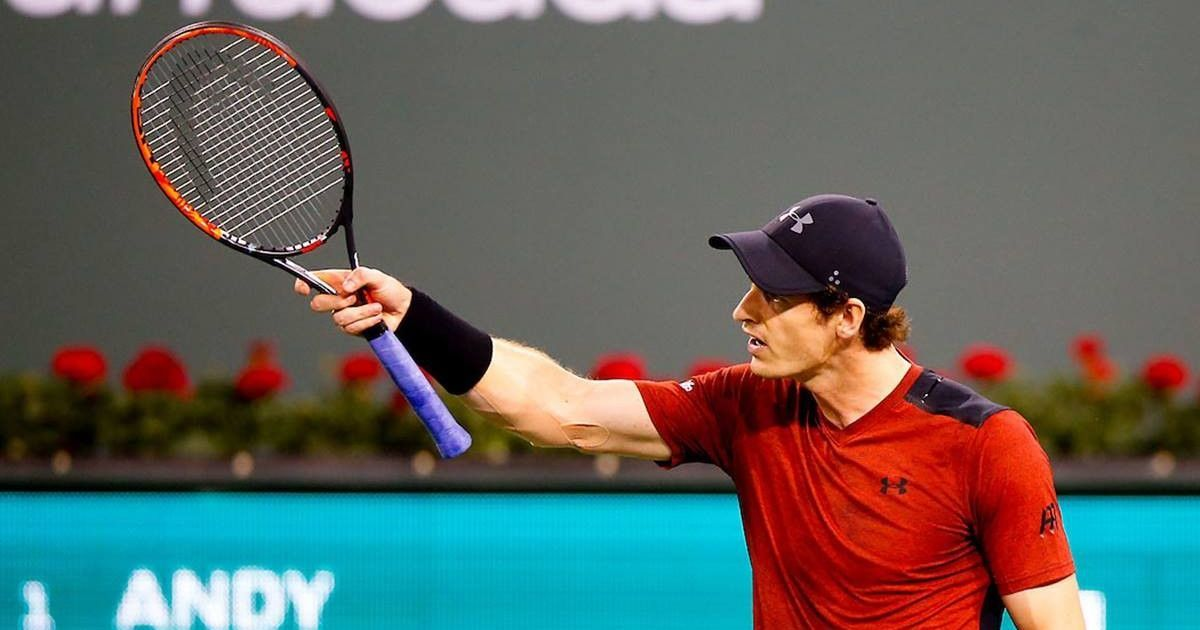 Andy Murray withdraws from Miami Open