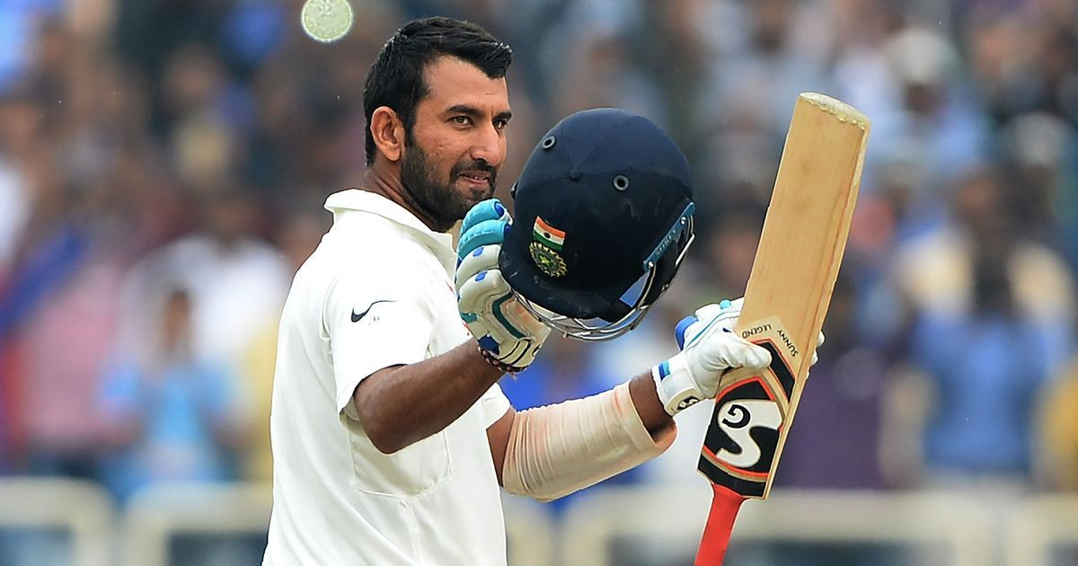 'When Pujara started his innings, Yogi Adityanath was an ordinary MP': Twitter lauds Pujara's vigil