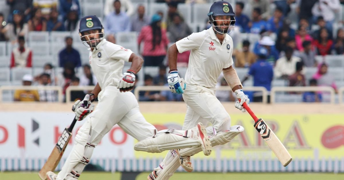 India vs Australia: Pujara and Saha have ensured that only two results are possible in Ranchi