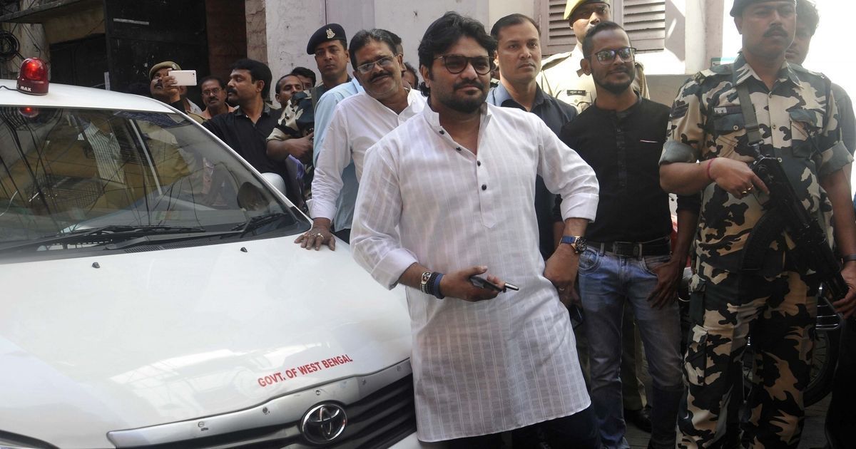Babul Supriyo gets six-week stay on arrest warrant against him in a case of 'outraging modesty'