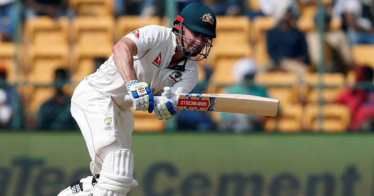 Cricket: 3rd Test ends in draw after stiff resistance from Australia's Peter Handscomb, Shaun Marsh