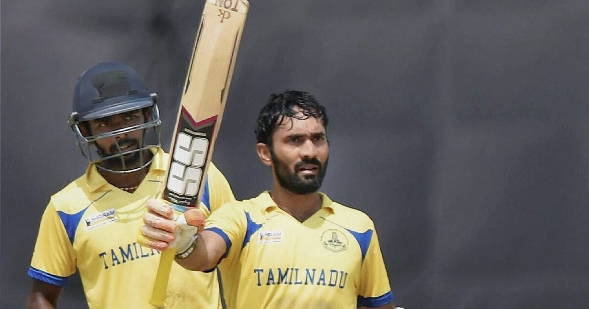 Ton-up Dinesh Karthik steers Tamil Nadu to fifth Vijay Hazare crown
