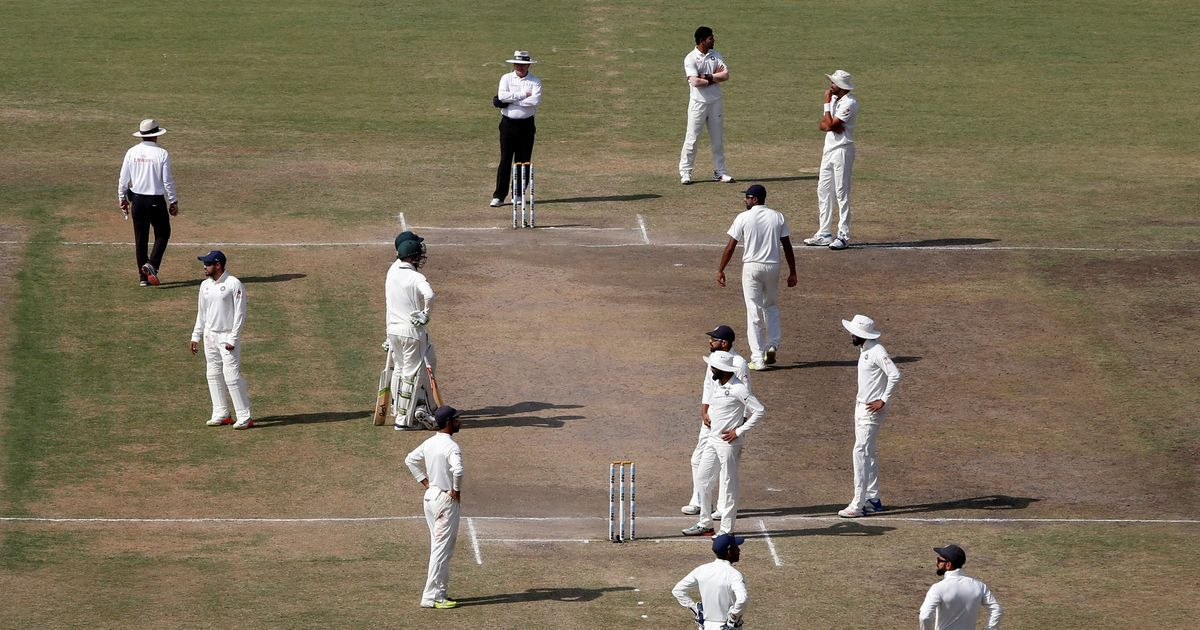 Australia ace a day of dogged cricket on a near-lifeless pitch, as Ranchi Test ends in a draw
