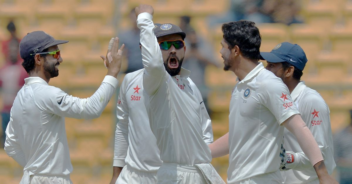 India maintain top spot in ICC Test rankings South Africa six points behind in second place