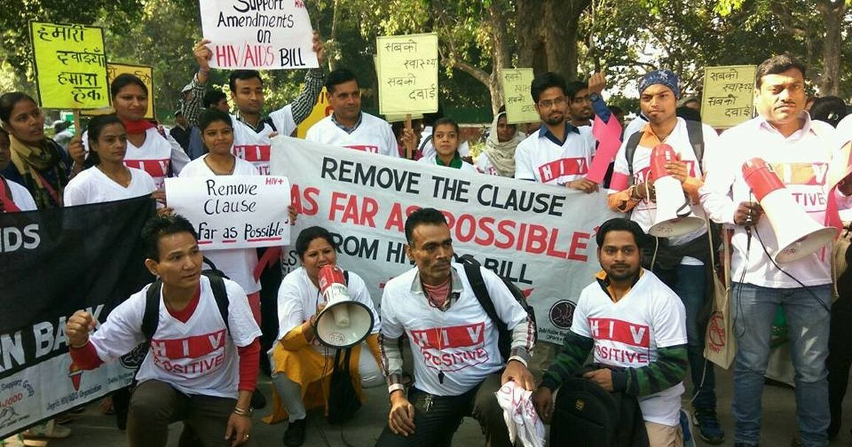 India to ban discrimination against people with HIV/AIDS