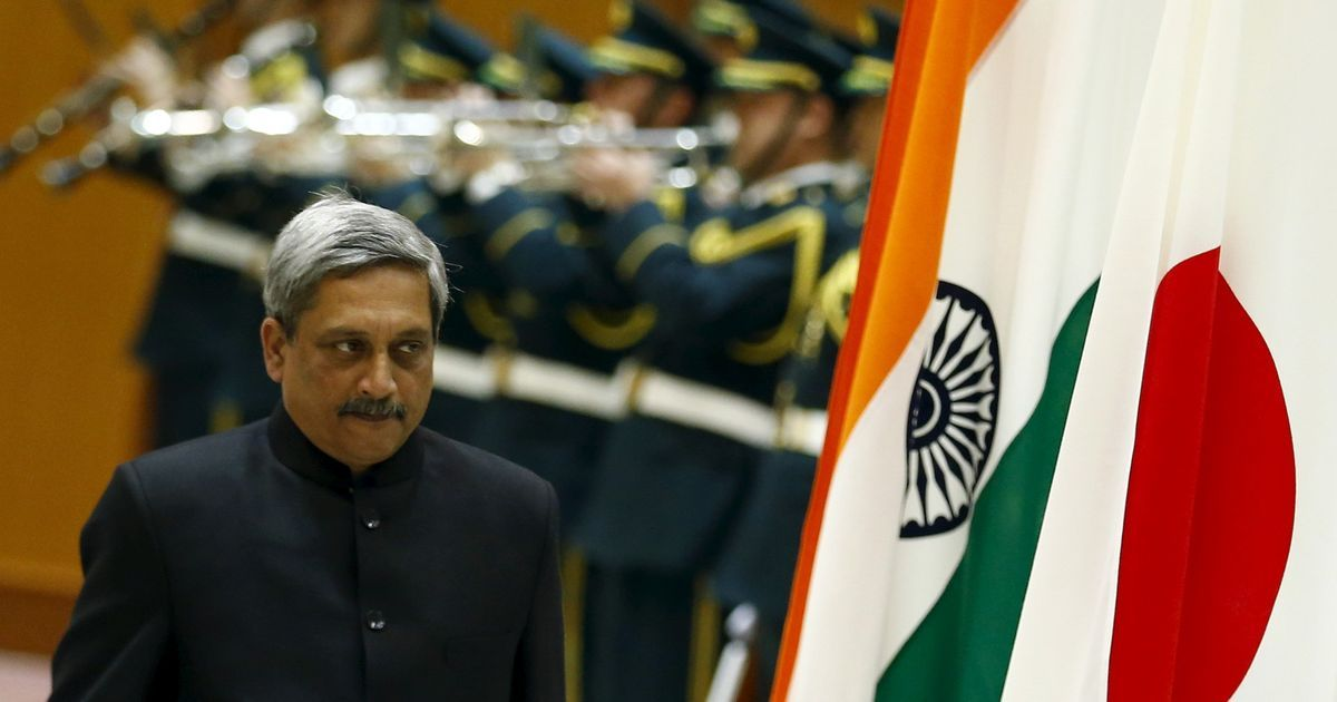 Cutting the hype: There wasn't really much to Manohar Parrikar's stint as defence minister