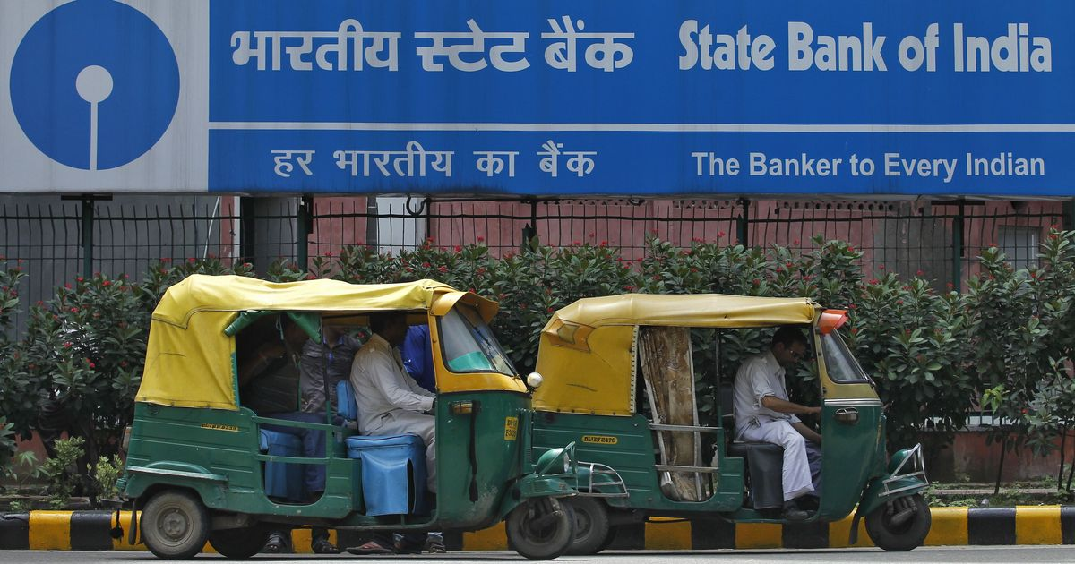 State Bank of India's bad loans rose by Rs 75,000 crore in the last quarter
