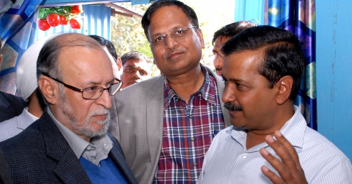 'Doorstep delivery' scheme of Delhi govt approved by LG