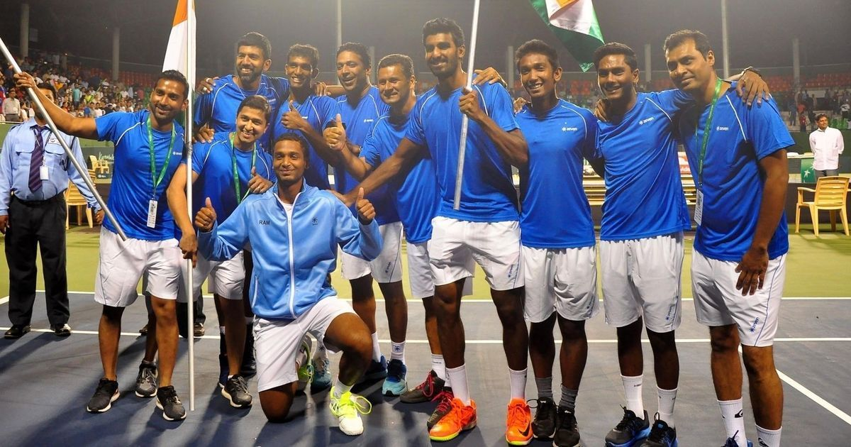Canada will host India in Davis Cup tennis playoff later this year