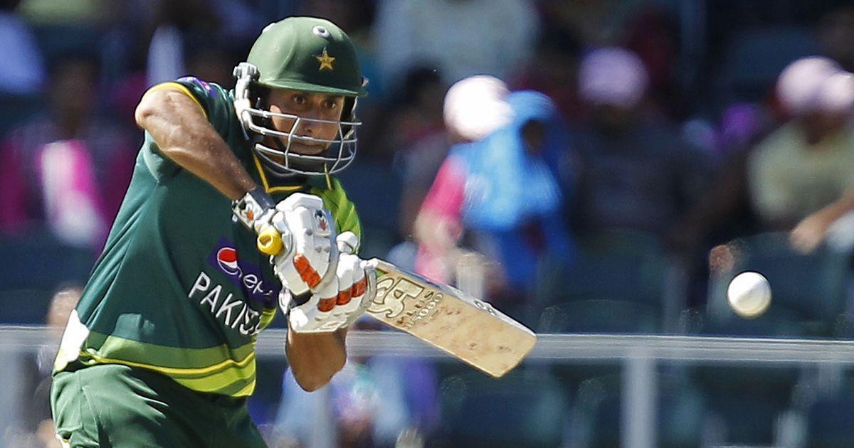 Former Pakistan batsman Nasir Jamshed handed 17-month jail term for role in PSL spot-fixing scandal