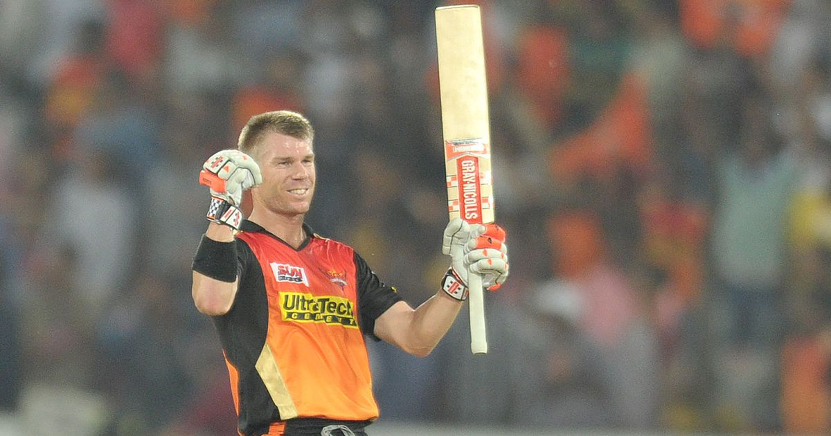 David Warner quits as captain of IPL team Sunrisers Hyderabad