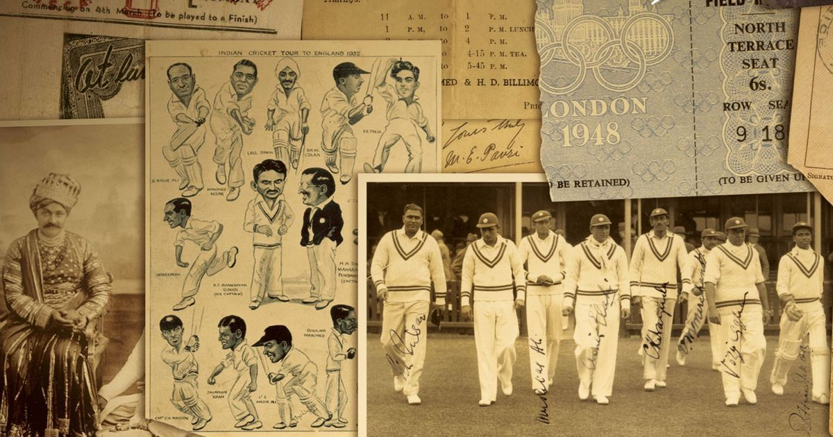 Indian Cricket History Nine Objects That Tell A Few