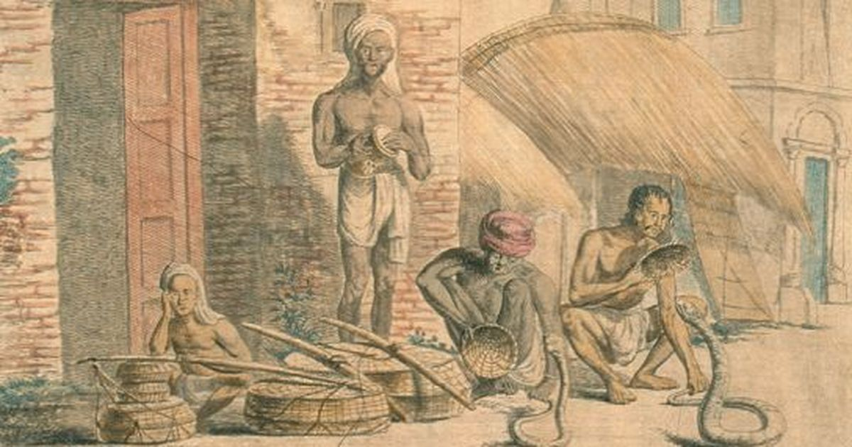 What 19th-century Calcutta's street cries revealed about its food and politics