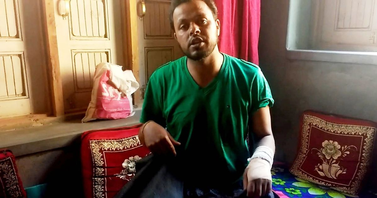 Kashmiri man used as 'human shield' says a year later he still has no job and faces boycott