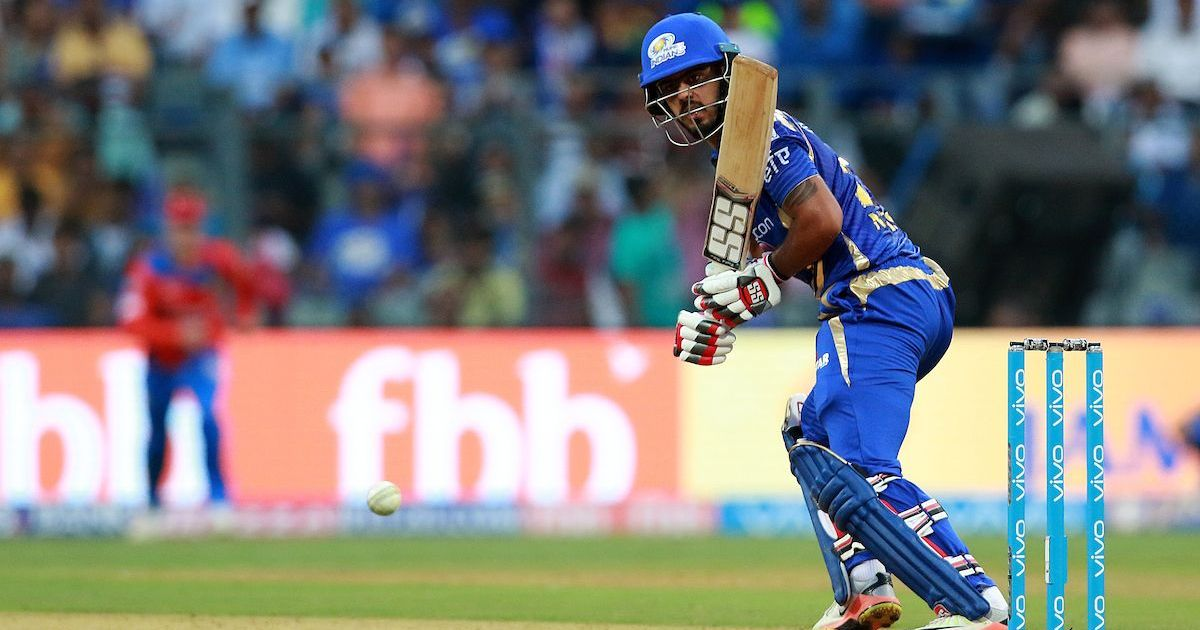 Nitish Rana & resurgent Rohit Sharma fashion 6-wicket win for Mumbai Indians against Gujarat Lions