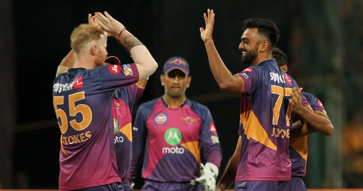 IPL 10: When Rising Pune Supergiant's supporting cast played a stellar role to upstage RCB's stars