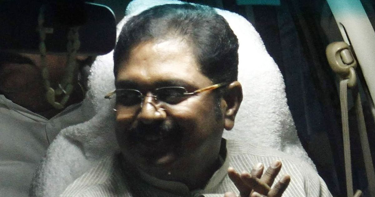Tamil Nadu: AIADMK expels nine more TTV Dinakaran loyalists from party positions
