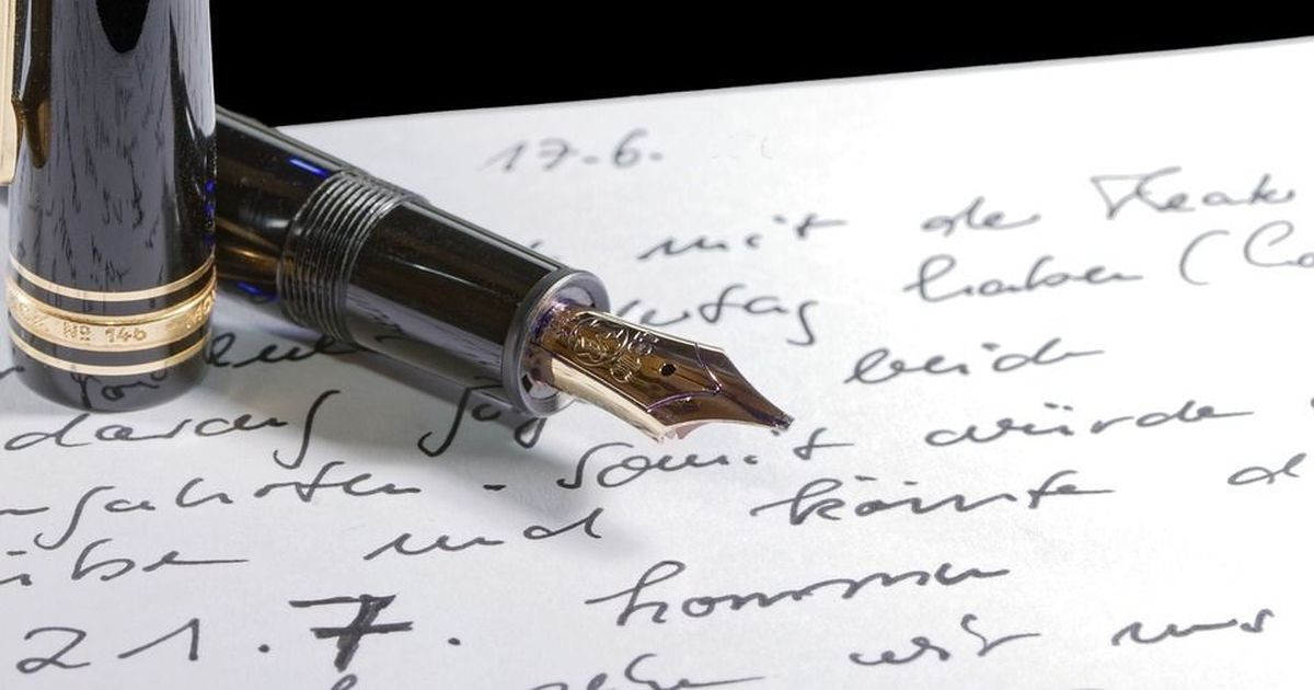 In a connected world, should one feel sad about the demise of the handwritten letter?
