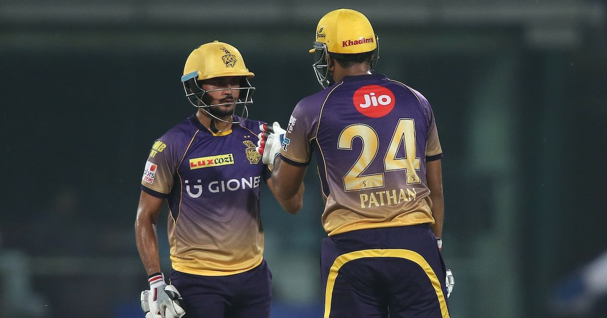 Knight Riders go top in Gautam City