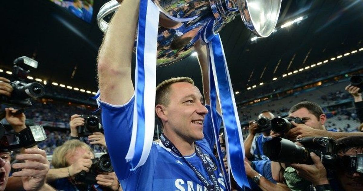 'The journey is not yet over' - Terry pens letter to Chelsea fans