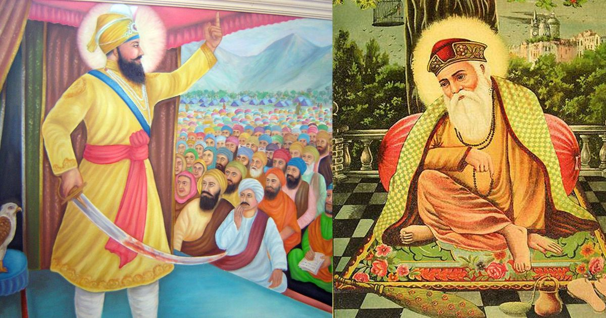 How Sikhism changed from Nanak to Gobind Singh, from pursuit of spirituality to the mighty Khalsa