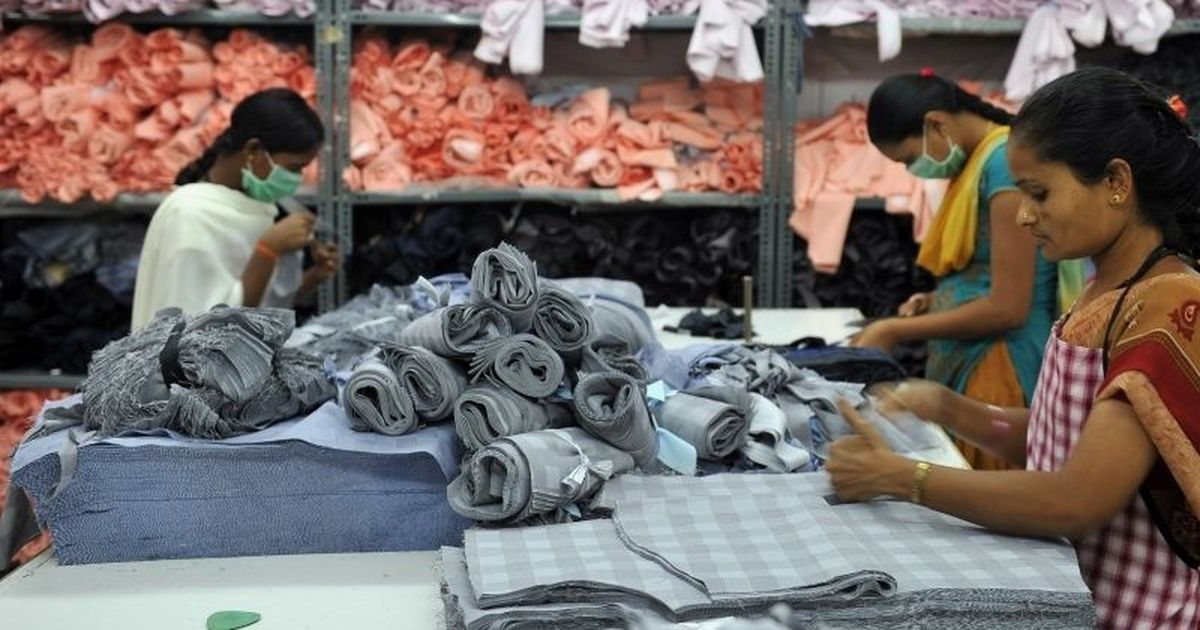 In Bengaluru garment hub, while profits accumulate on top, the