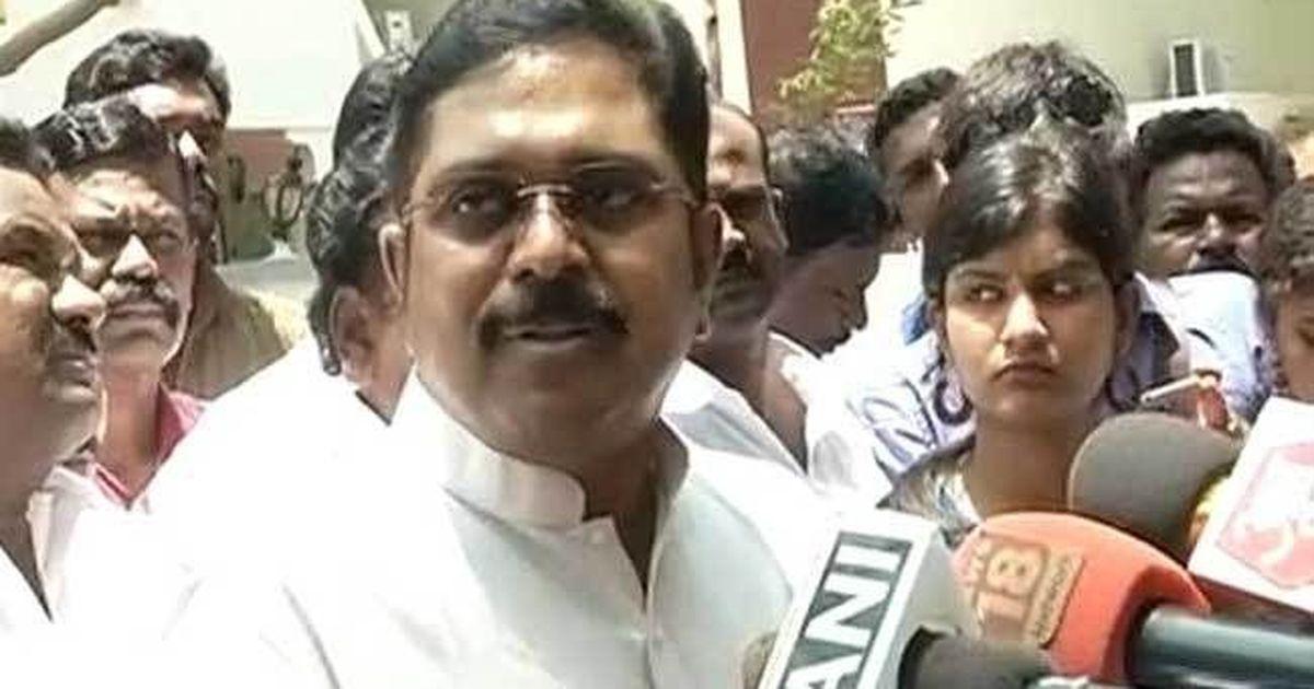 Supreme Court warns against delaying former AIADMK leader Dinakaran's corruption case