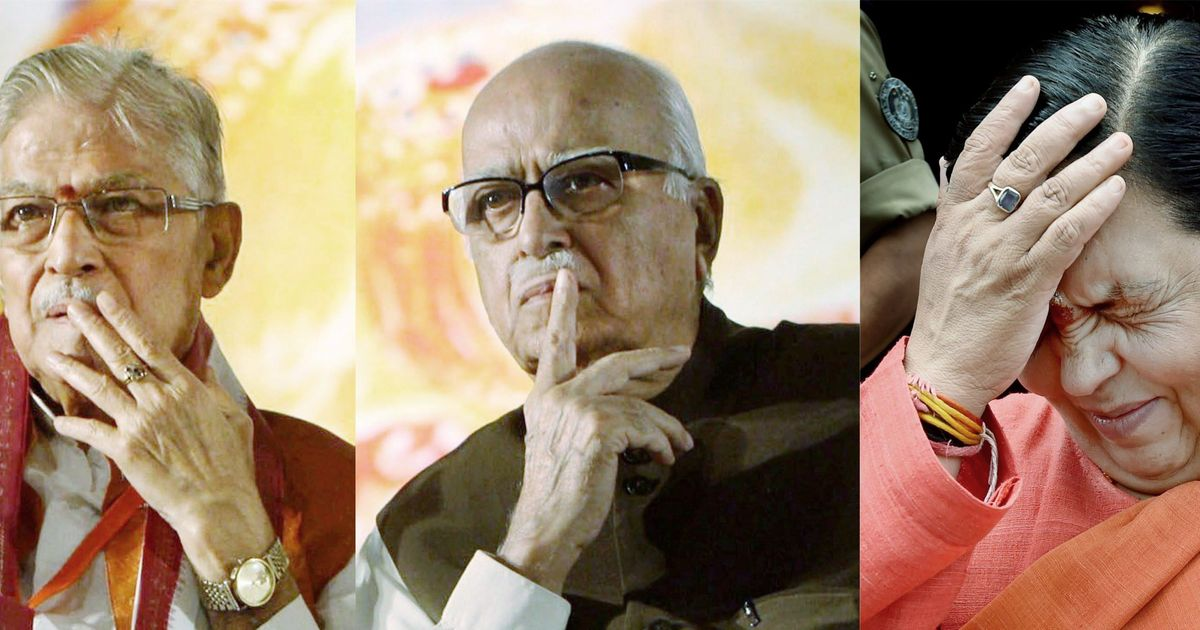Babri charges revived to keep Advani from Presidential race: Lalu