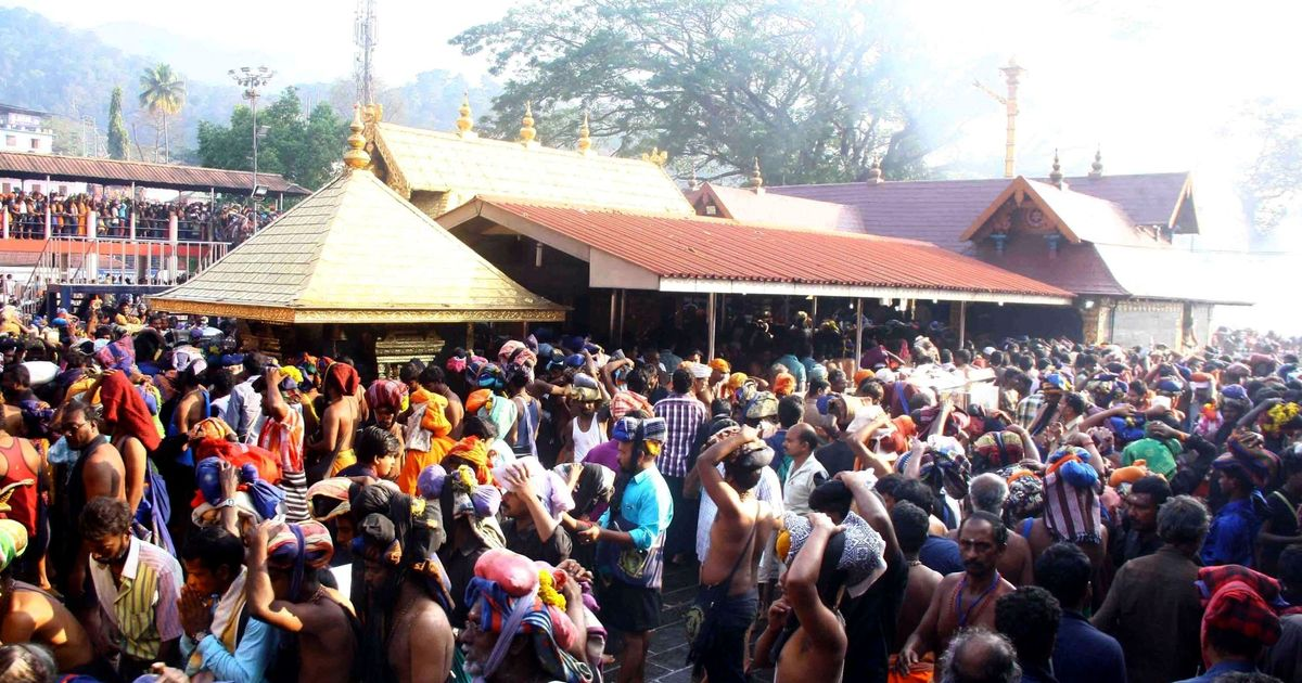 Supreme Court order on women entering Kerala's Sabarimala Temple likely today