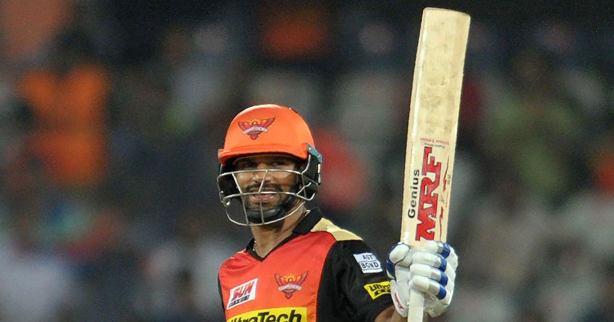 IPL 10: Sunrisers Hyderabad's Shikhar Dhawan is quietly knocking on India's door