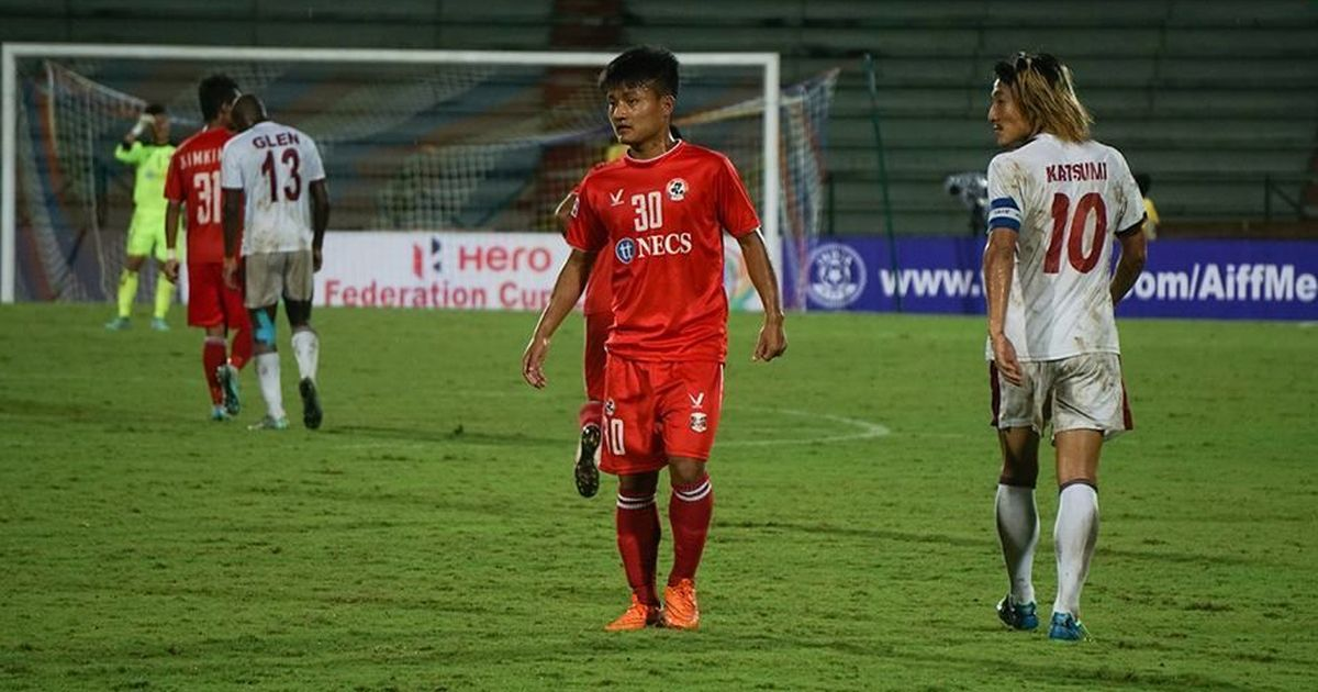 Aizawl beat Bagan, on verge of clinching I-League title