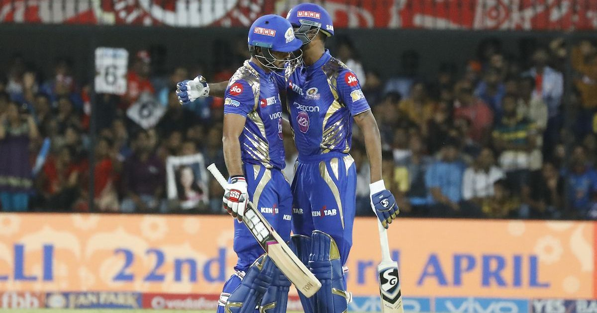 KXIP vs MI stats: Mumbai Indians are masters of the chase, Hashim Amla excels in a losing cause
