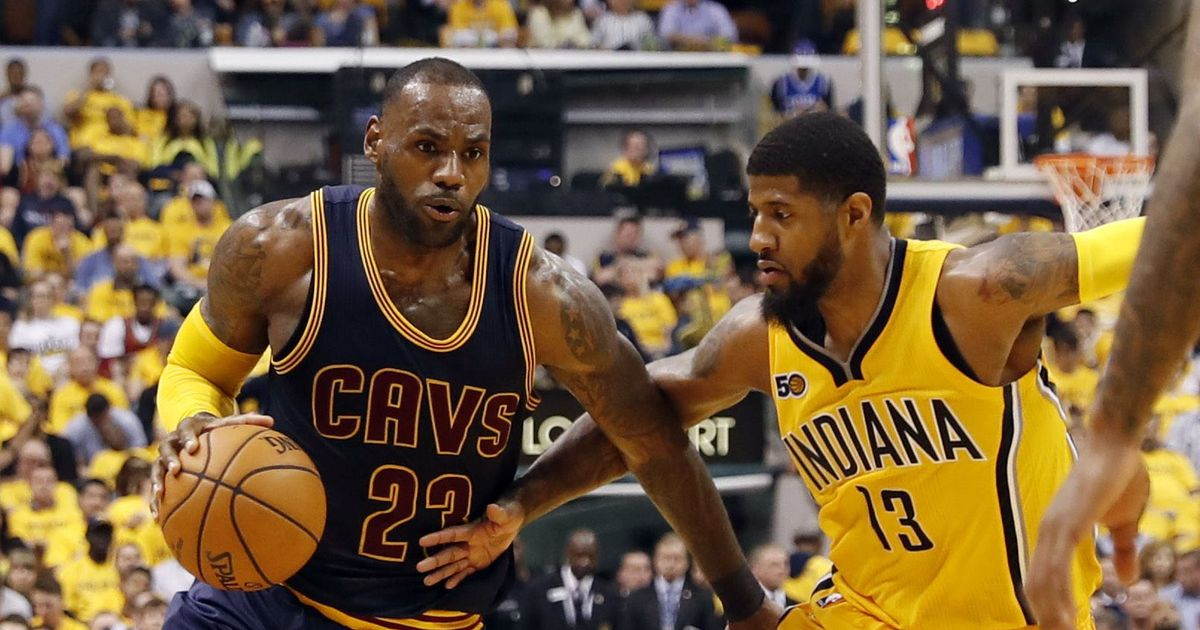 Cleveland Cavaliers erase playoff record 25-point halftime deficit to beat Indiana Pacers 119-114