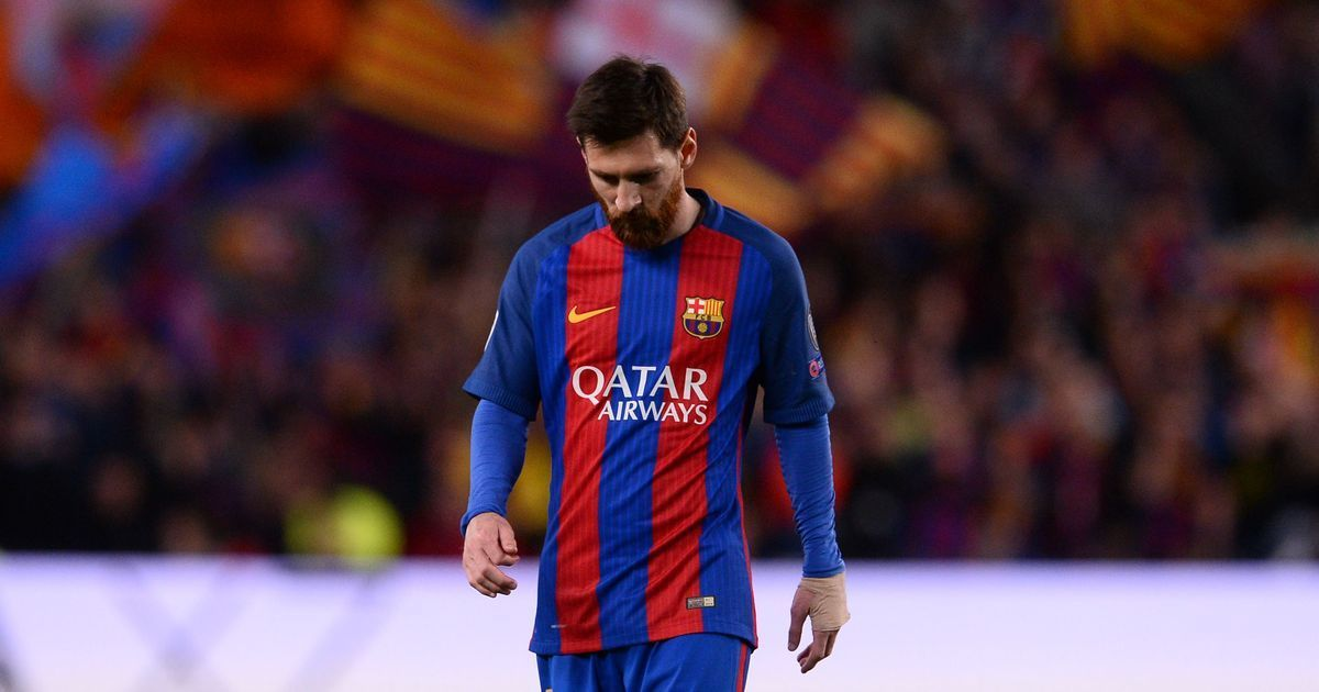 Barcelona may be out of the Champions League but they're no spent force yet