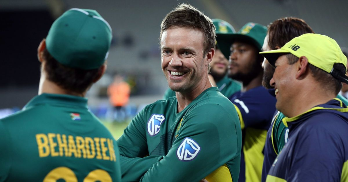 AB de Villiers, Hashim Amla among eight Protea marquee players for South Africa Twenty20 League