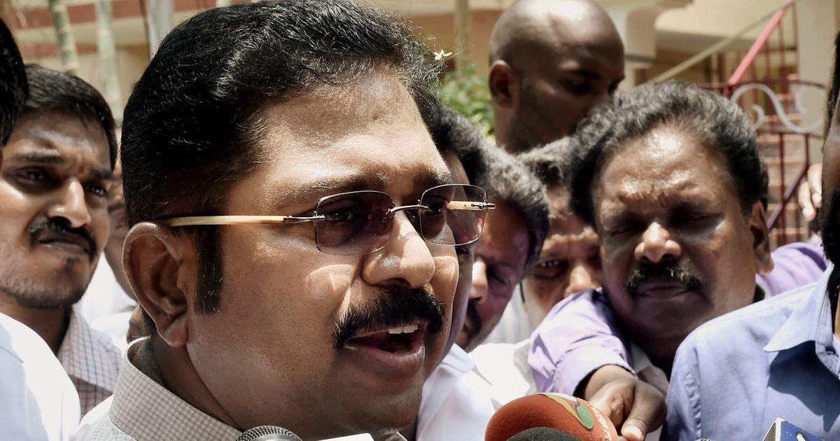 Image result for ttv dinakaran