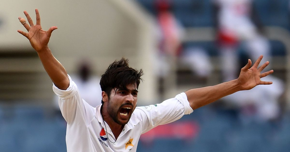 Mohd Amir's injury in Ireland Test worries Pakistan ahead of England series