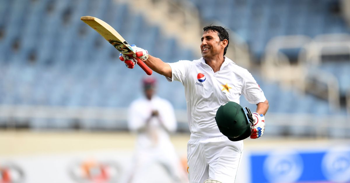 Former captain Younis Khan set to take over as Pakistan's Under-19 head coach: Report