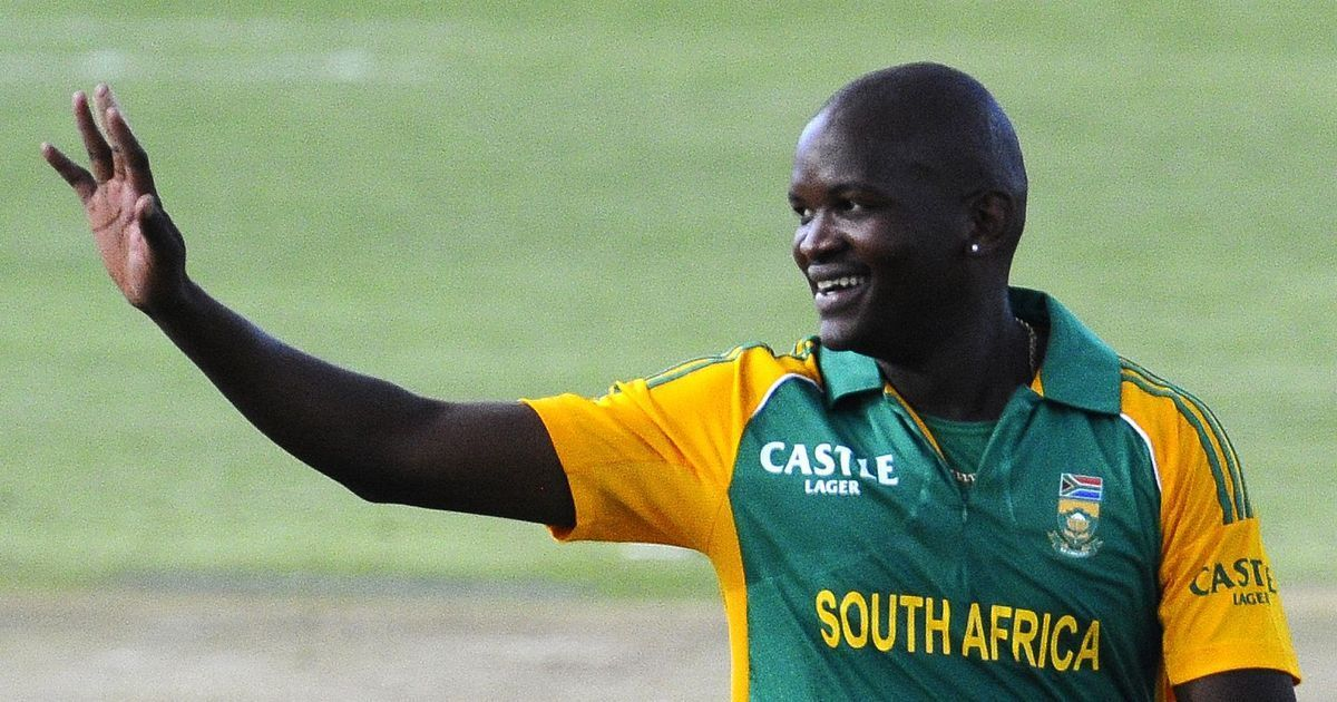 Former South Africa Cricketer Lonwabo Tsotsobe Suspended For