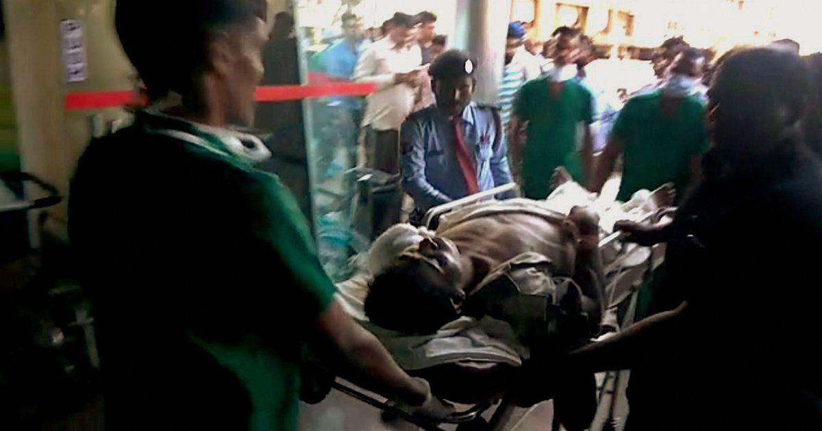 Chhattisgarh: Chopper carrying CoBRA commandos crash lands in Sukma