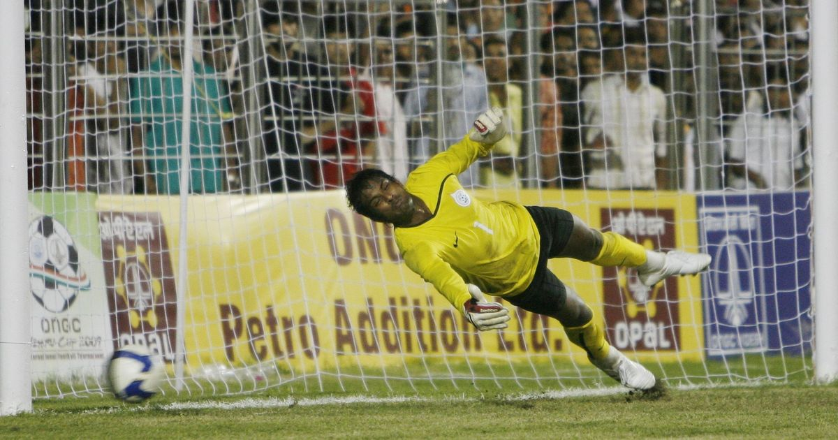 Football: Have learnt a lot watching Subrata Paul in training, says India goalkeeper Gurpreet Sandhu