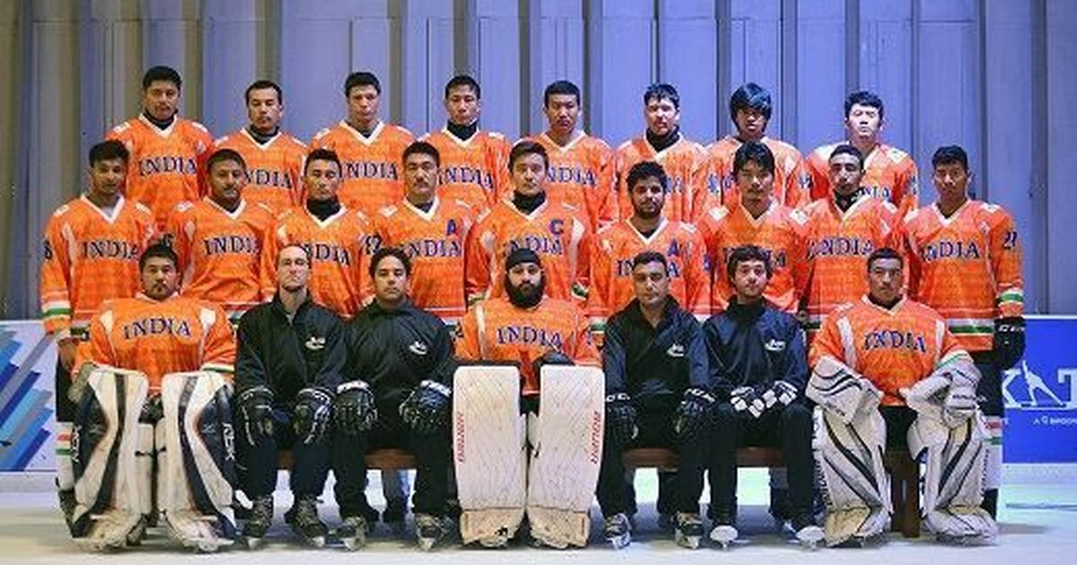 India Finishes Second At The 2017 Ice Hockey Challenge Cup